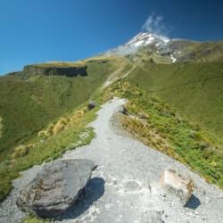 Mount Taranaki Summit Track