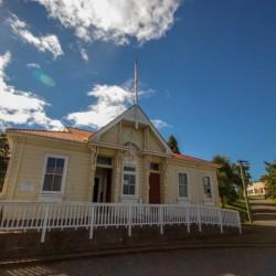 Pioneer Village Court House