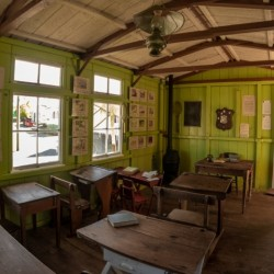 Class Room at Pioneer Village