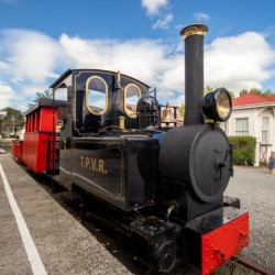 Pioneer Village Train