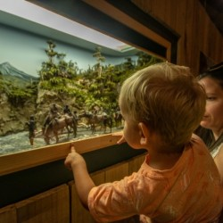 Fun for all ages at Tawhiti Museum