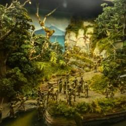 Musket Wars at Tawhiti Museum