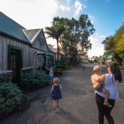 Family Fun at Tawhiti Museum