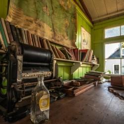 History at Pioneer Village