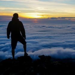 Mt Taranaki Summit Track