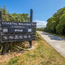 The Coastal Walkway
